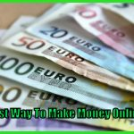 Best Way To Make Money Online