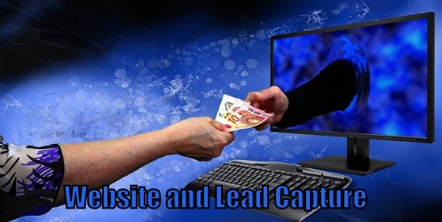 Website and Lead Capture